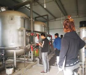 新疆喀什地区麦盖提县-净水系统