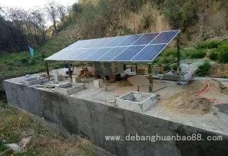 贵州太阳能微动力污水处理设备