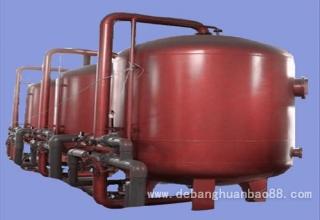活性炭过滤装置-案例1