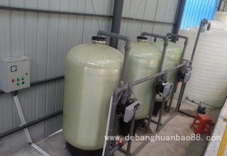 生活饮用水净化设备