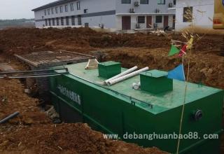 屠宰污水处理设备-养殖场污水处理