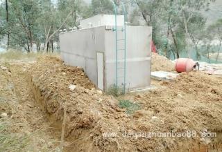不锈钢污水处理设备
