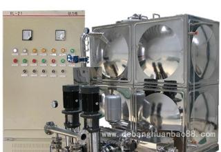 箱式供水设备-案例5