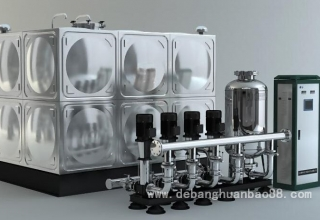 箱式供水设备--DB系列