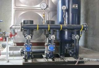 箱式无负压供水设备-案例6