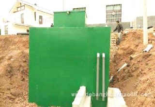医院污水处理设备-大小型医疗污水处理