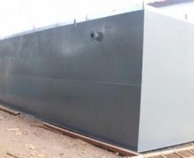 一体化污水处理设备-农村学校医院水处理