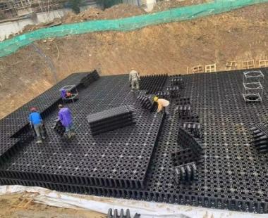 DB雨水收集系统