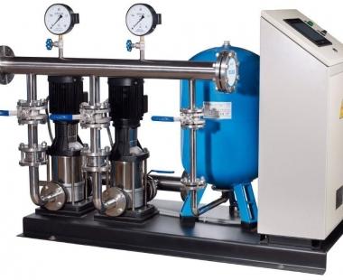 变频恒压供水设备-DB系列四