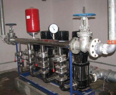 变频恒压供水设备-案例3