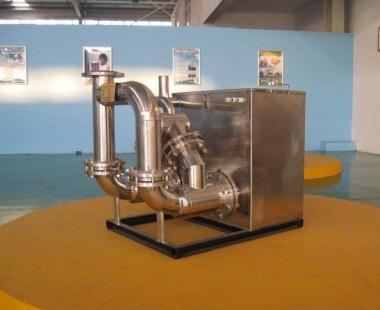 别墅污水提升设备-案例6