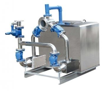 别墅污水提升设备-案例3