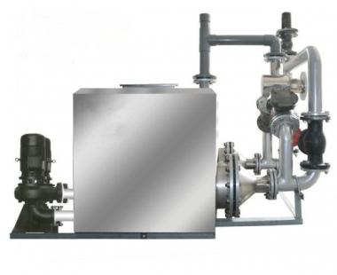 别墅污水提升设备-案例2