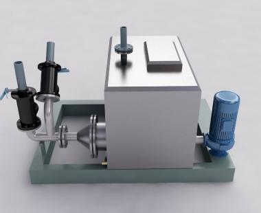 别墅污水提升设备-案例8