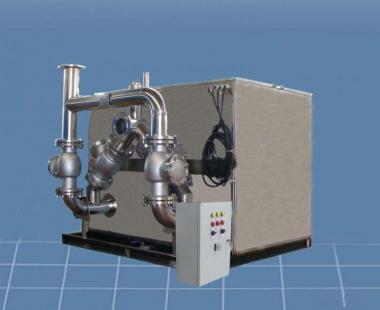 别墅污水提升设备-案例5