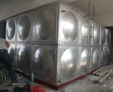 贵阳小河航天园——不锈钢水箱