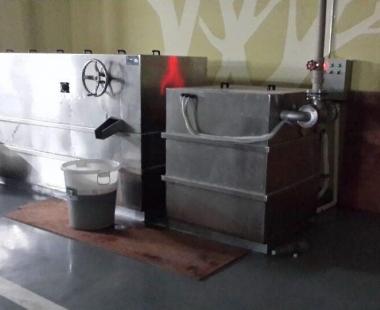 厨房隔油设备-案例4