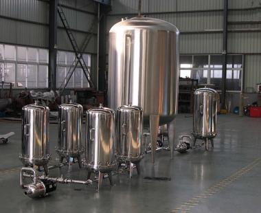 除铁锰过滤装置-案例2
