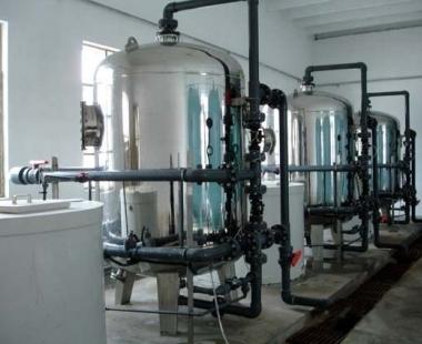 除铁锰过滤装置-案例5
