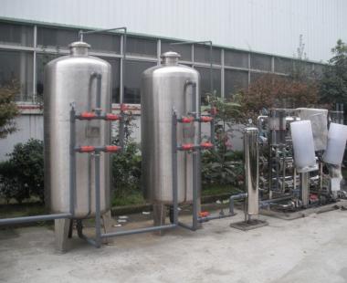除铁锰过滤装置-案例8