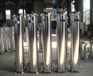 除铁锰过滤装置-案例6