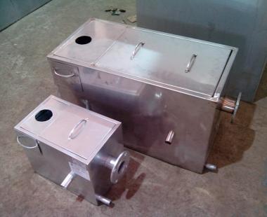 地下室隔油设备-案例3