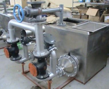 地下室污水提升设备-案例4