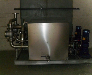 地下室污水提升设备-案例5