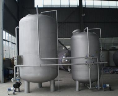 活性炭过滤装置-案例2