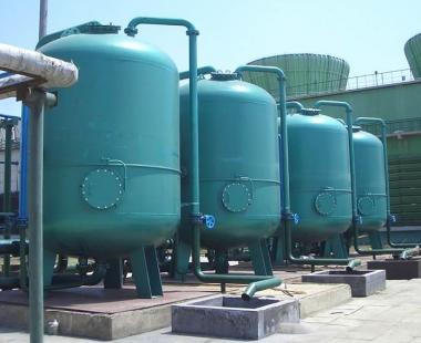 活性炭过滤装置-案例4