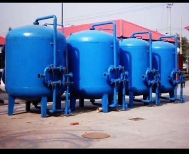 活性炭过滤装置-案例6
