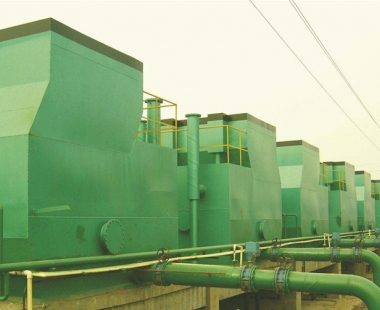 水库净水设备-案例4
