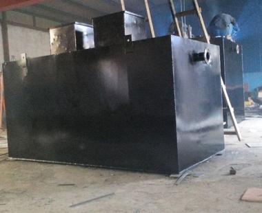 食品污水处理设备-案例5