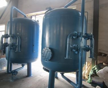 石英砂过滤设备-案例4