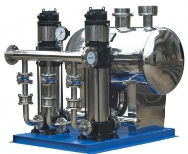 无负压供水设备--DB系列五