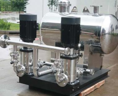 无负压供水设备--DB案例