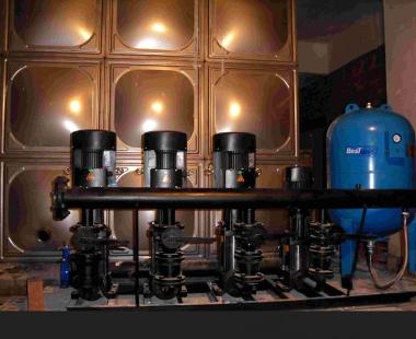 箱式供水设备-案例7